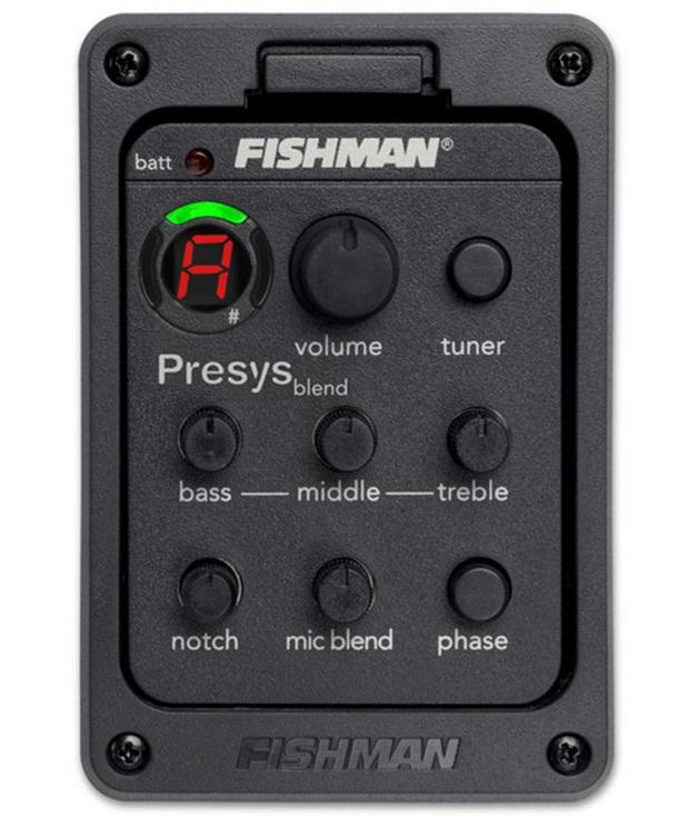 Eq fishman 301 chính hãng- EQ guitar Fishman PRO-RSY-301