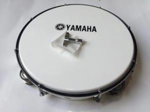 Tambourine mặt đục